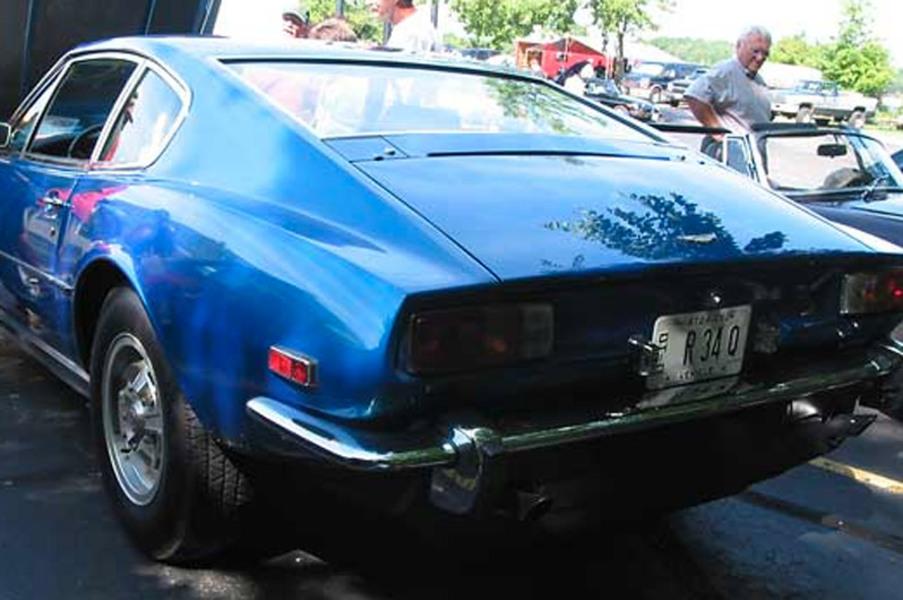 Aston Martin DB S/V8 (1974-91) (2)