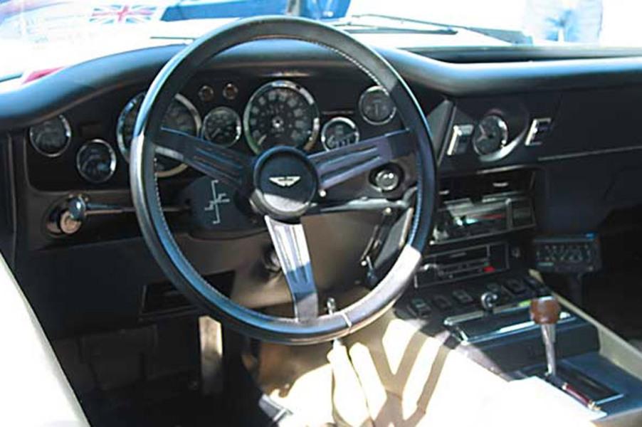 Aston Martin DB S/V8 (1974-91) (5)