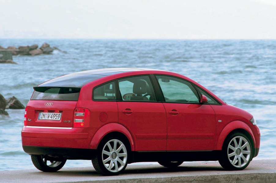 Audi A2 1.4 16V Base (4)