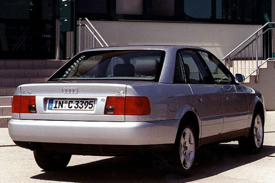 Audi A6 2.5 TDI/140 CV cat quattro (4)