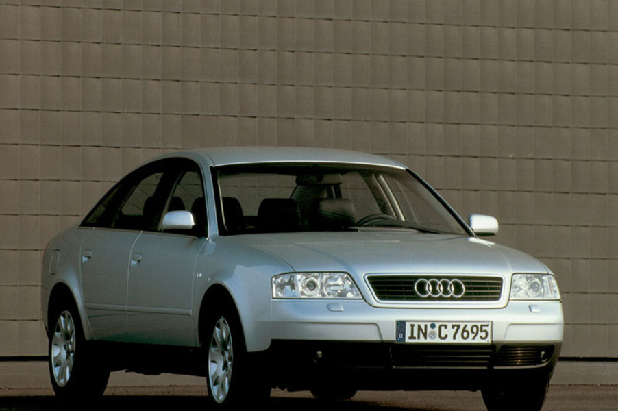 Audi A6 1.8 T 20V cat Advance (2)