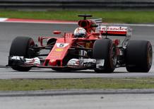 F1, GP Malesia 2017: Vettel, il sogno si allontana