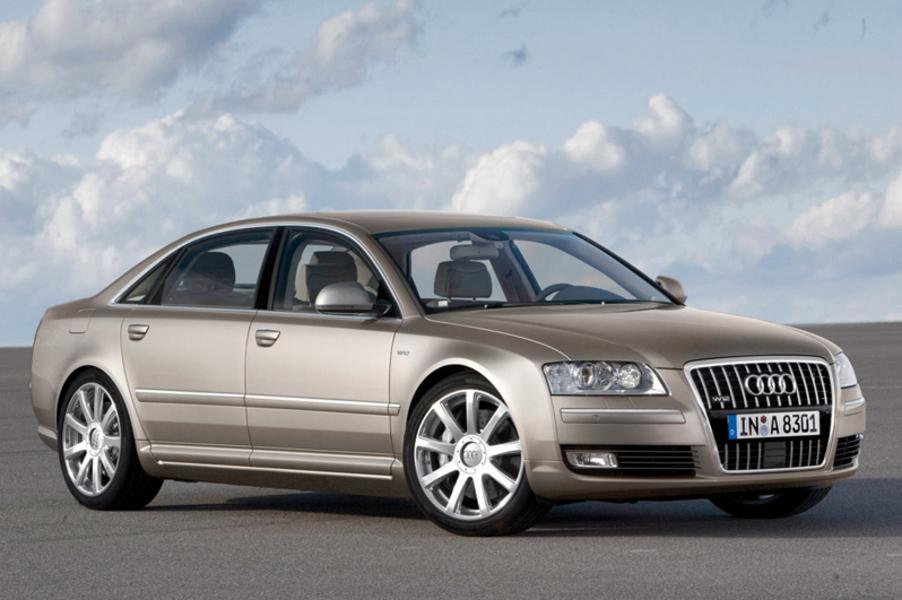 Audi A8 L 4.0 V8 TDI quattro tiptronic (2)