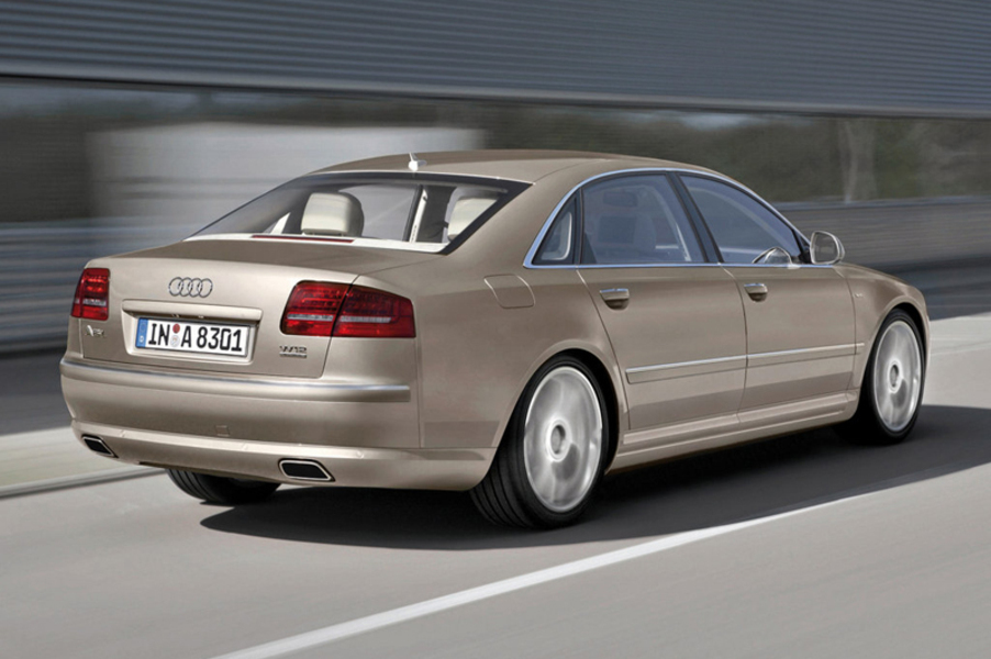 Audi A8 L 6.0 W12 quattro tiptronic (4)