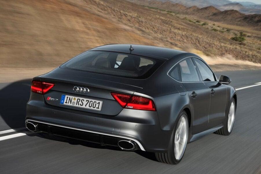 Audi RS7 Sportback (2)