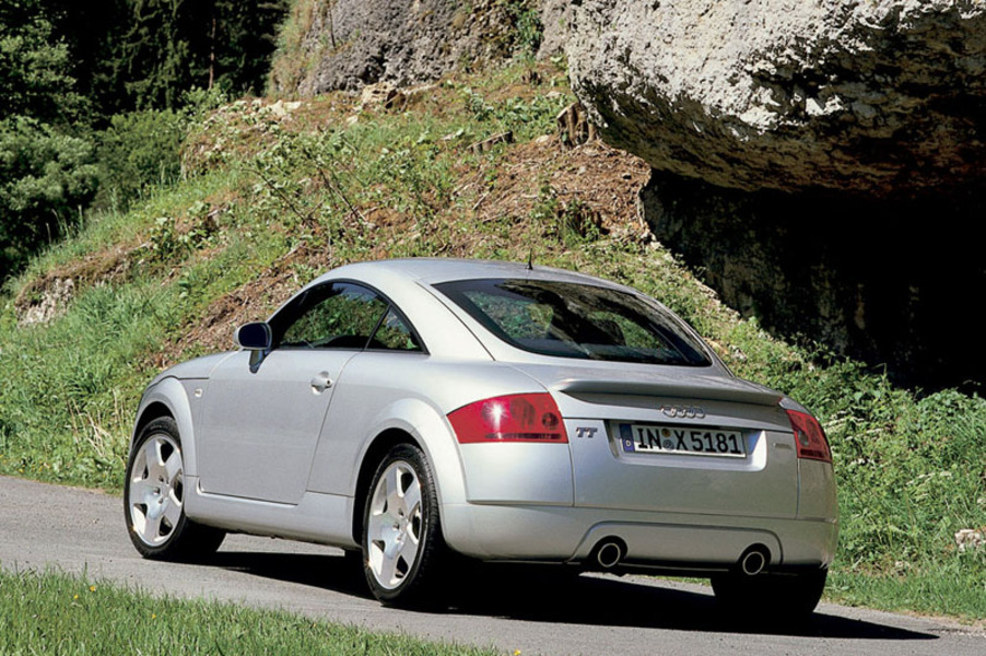 Audi TT Coupé 1.8 T 20V 163 CV cat (3)