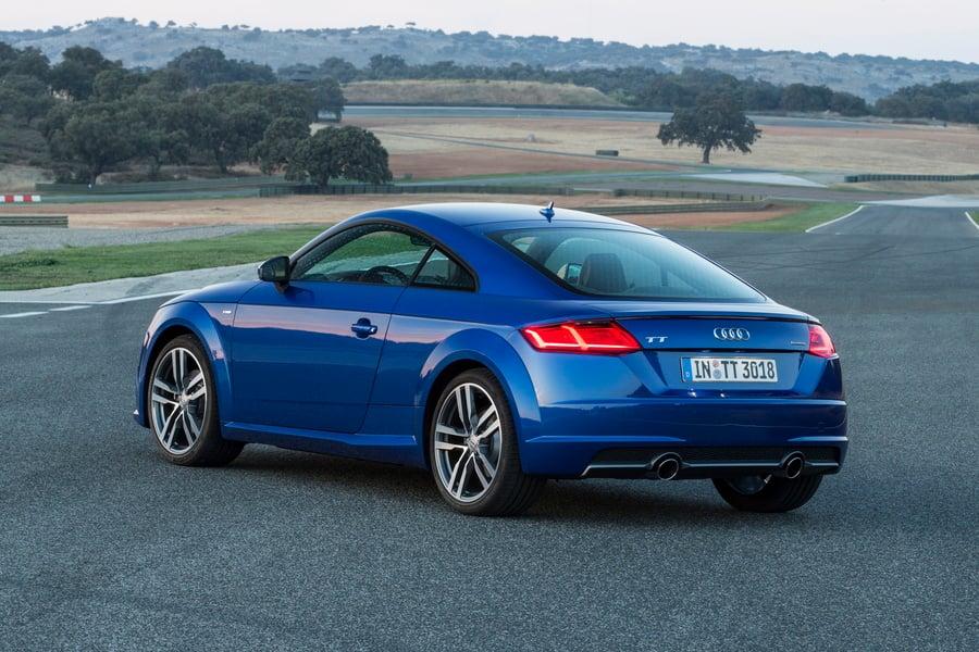 Audi TT Coupé 2.0 TFSI quattro S tronic Design (3)