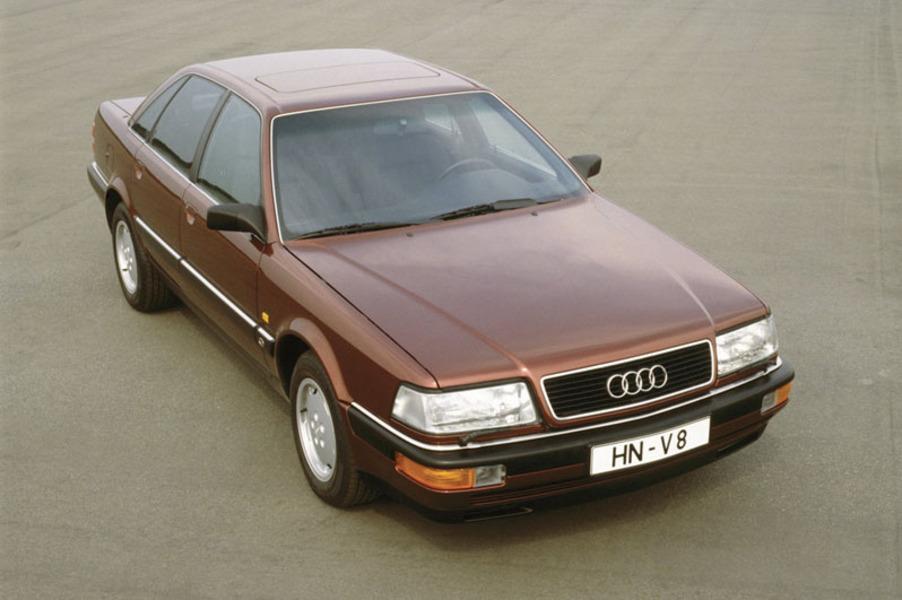 Audi V8 (1989-94) (4)