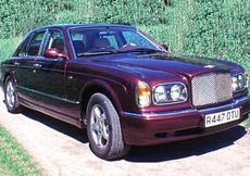 Bentley Arnage (1998-10)