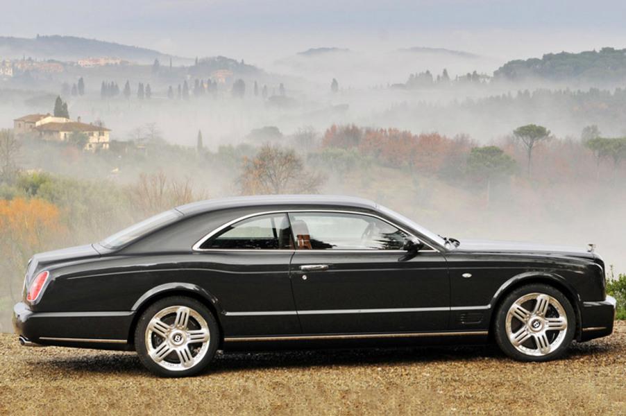 Bentley Brooklands (2008-10) (2)