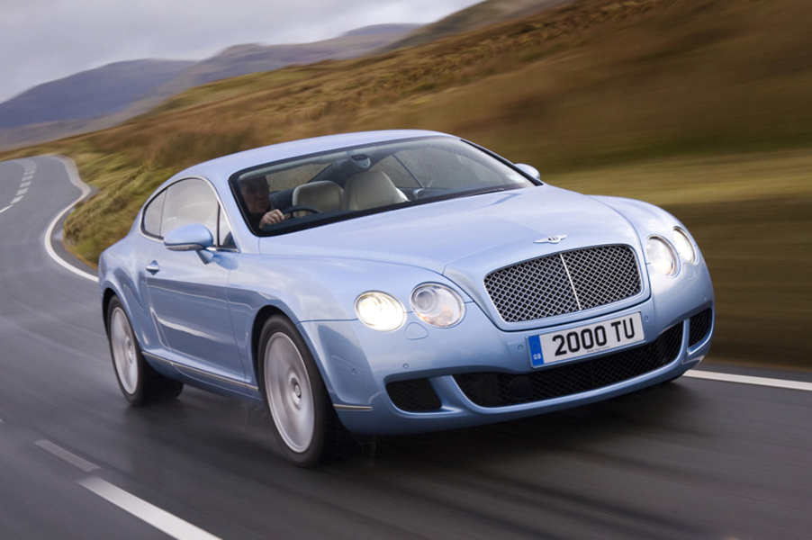 Bentley Continental (2003->>) (5)