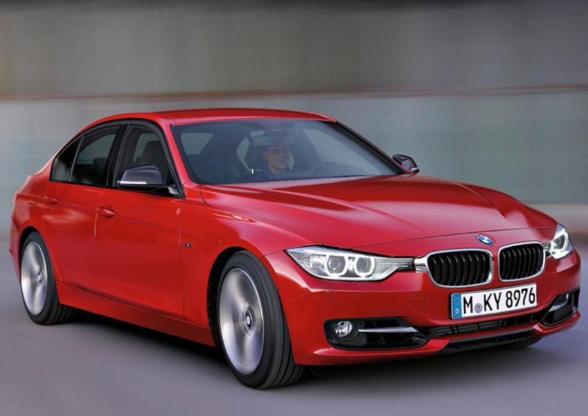 BMW Serie 3 318i Msport