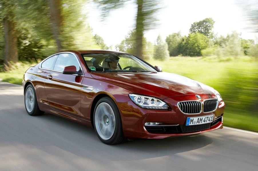 BMW Serie 6 Coup 640d 092011  032015 prezzo e scheda