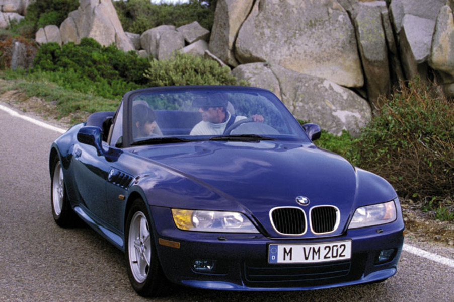 listino bmw z3 cabrio 1996 02 usate. Black Bedroom Furniture Sets. Home Design Ideas