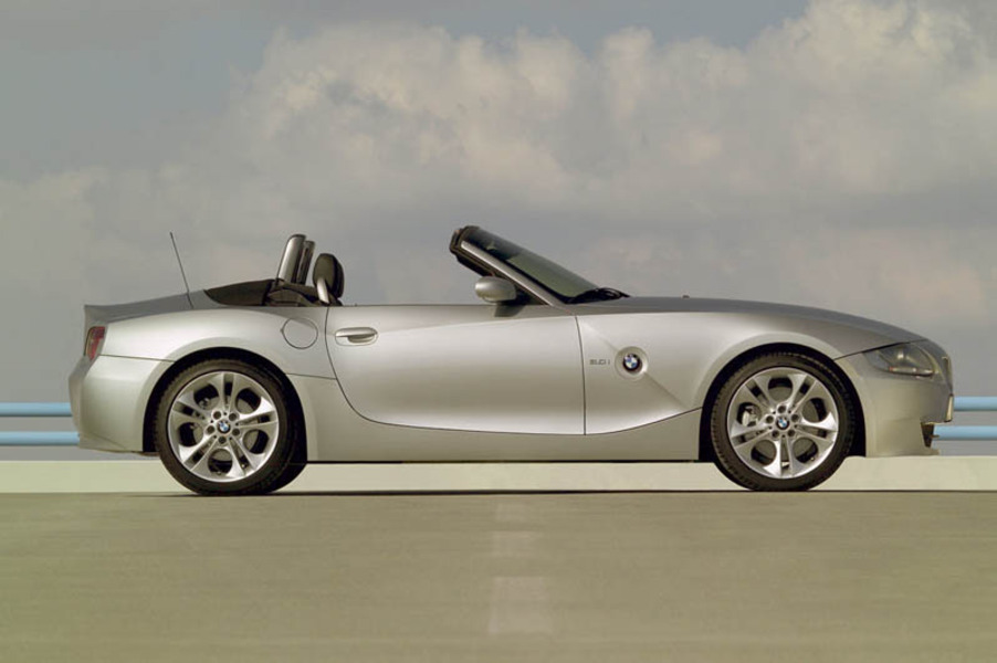 Bmw Z4 Cabrio Z4 22i Cat Roadster 102003 122005 Prezzo E