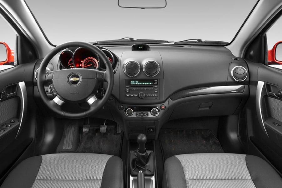 Chevrolet Aveo 14 3 Porte Lt 062008 052011 Prezzo E Scheda
