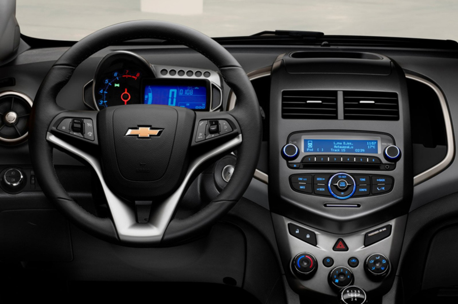 Chevrolet Aveo 12 86cv Gpl 5 Porte Ls 022012 062013 Prezzo E
