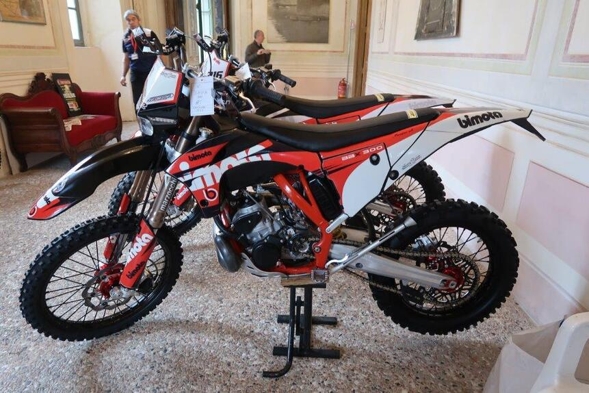A Expo Festa di Villa Barni protagoniste le Fantic Motor  (5)