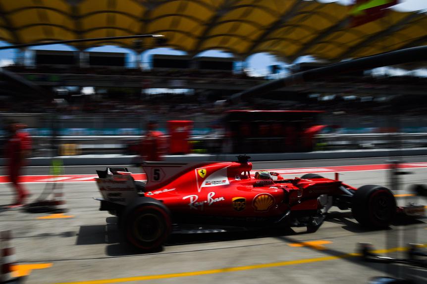 F1, GP Malesia 2017: le foto più belle (2)