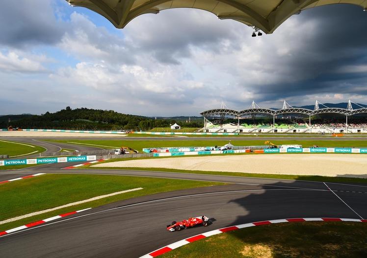 F1, GP Malesia 2017: le foto più belle