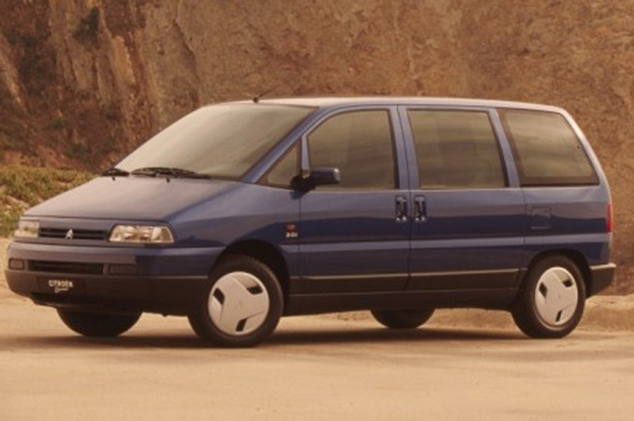 Citroen Evasion (1994-02) (2)