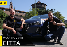Hyundai i30 Wagon, come va in... Città [video]