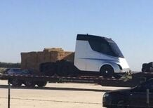 Tesla Truck, potrebbe essere questo il prototipo?