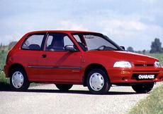 Daihatsu Charade (1992-96)