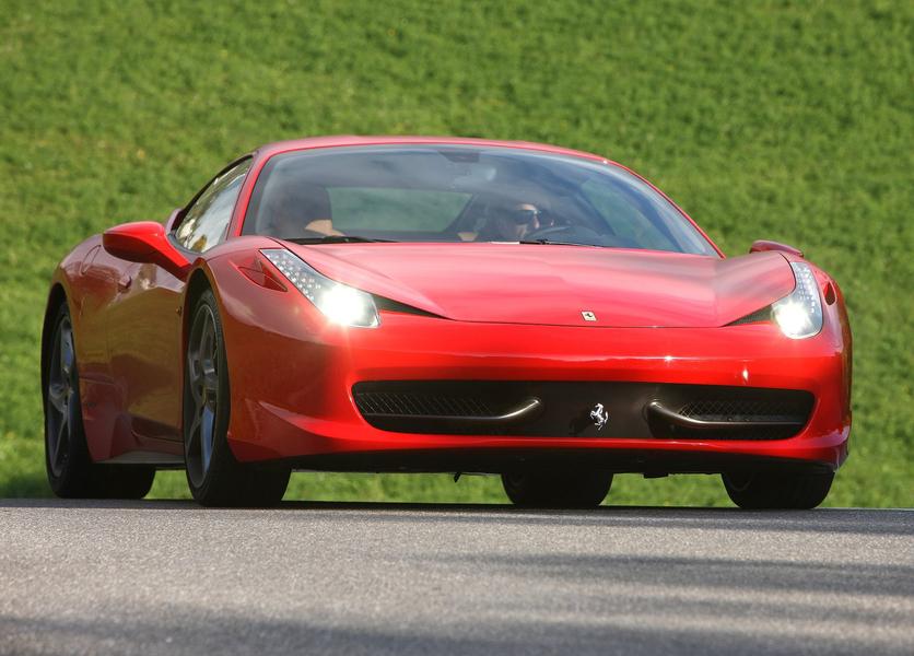 Ferrari 458 Coupé (2009->>) (2)