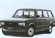 Fiat 127 Station Wagon (1981-87)
