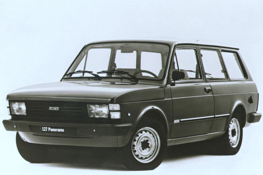 Fiat 127 Station Wagon (1981-87)