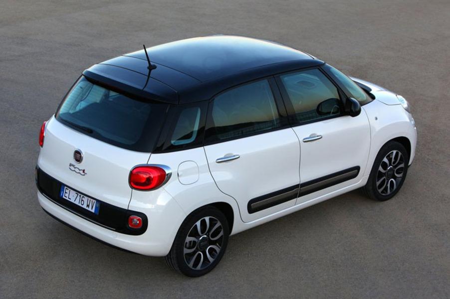 Fiat 500L 1.3 Multijet 95 CV Dualogic Pop Star (2)