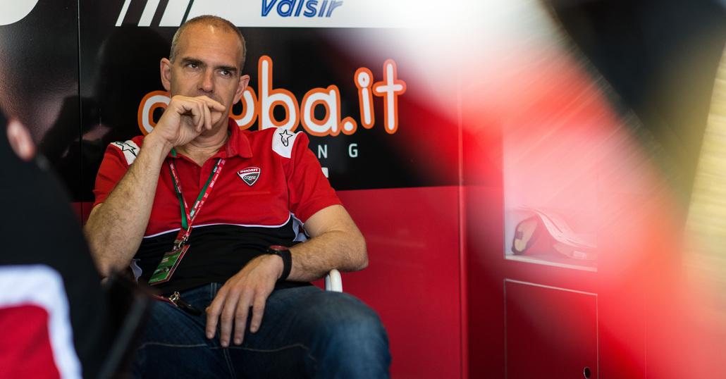 """SBK. Marinelli : """"Lascio la Ducati ma resterò per sempre Ducatista"""""""