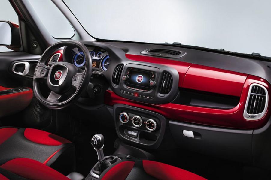 Fiat 500L 1.3 Multijet 95 CV Dualogic Pop Star (5)