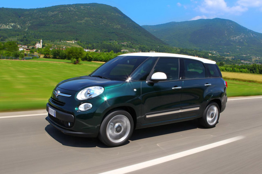 Fiat 500L Living (5)