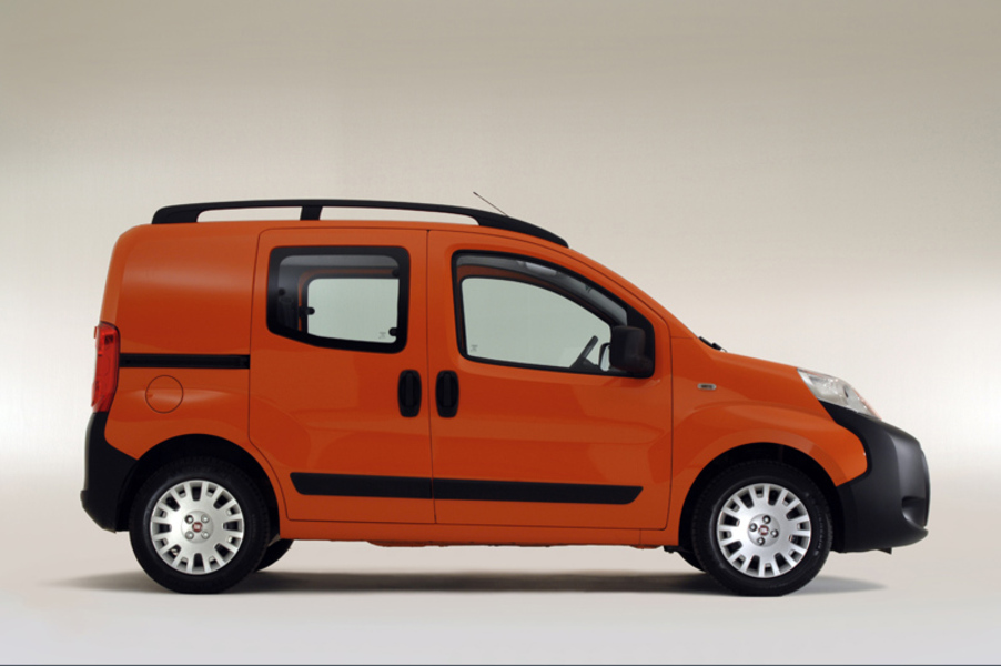 Fiat Fiorino 1.4 8V Furgone Natural Power SX (5)