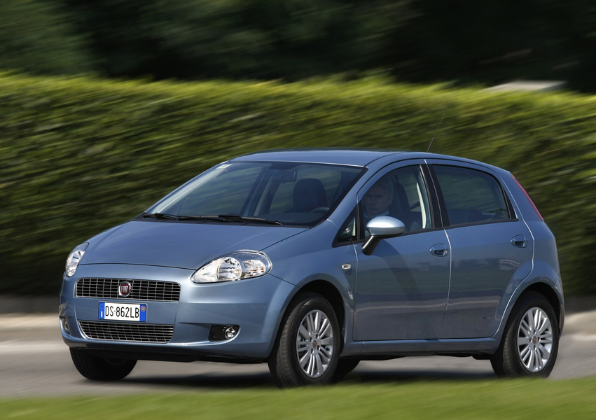 Fiat Grande Punto 1.4 3 porte Active Natural Power (2)