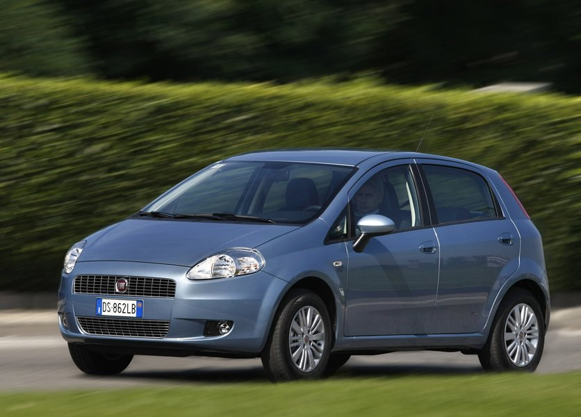 Fiat Grande Punto 1.4 Natural Power 3p. Van Active 2 posti