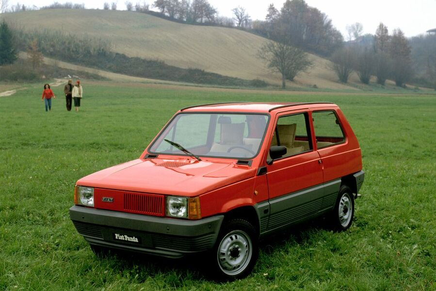 Fiat Panda 1100 i.e. cat 4x4 Country Club (5)