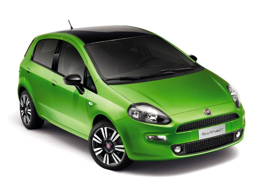 Fiat Punto 1.4 3 porte Van Easy 4 posti