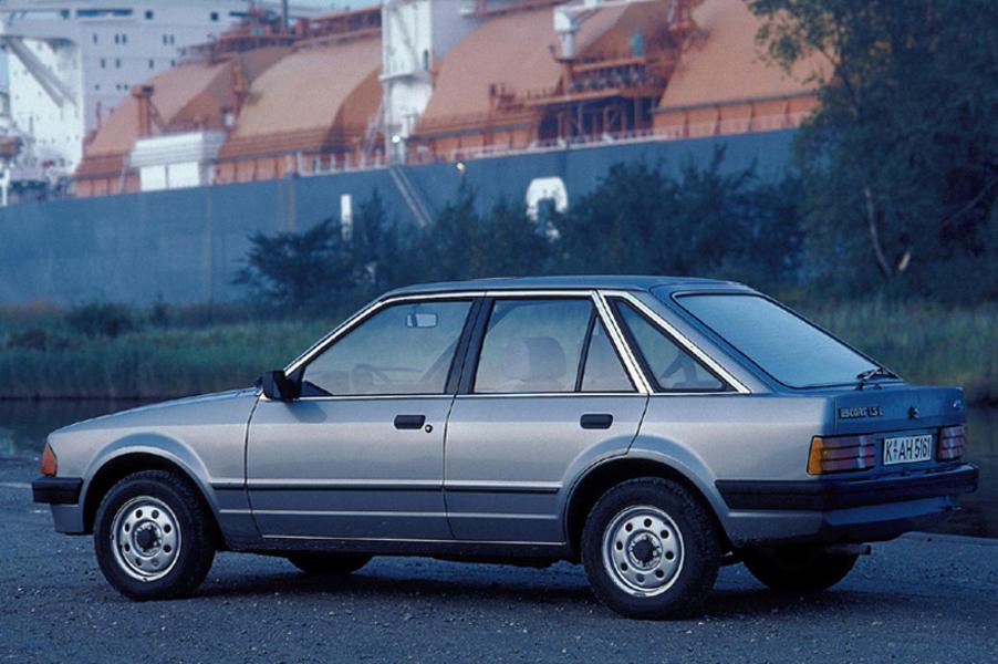 Ford Escort (1982-90) (2)