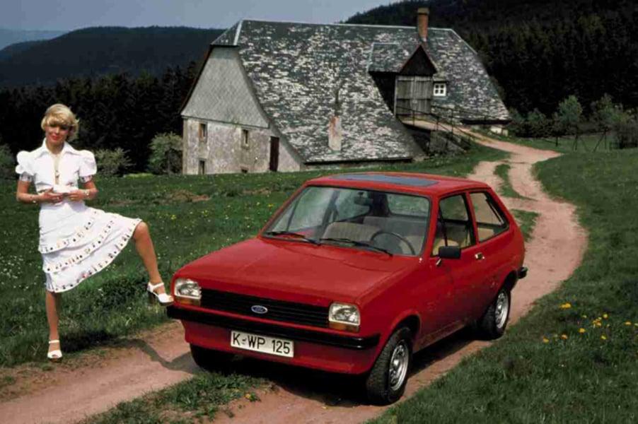 Ford Fiesta 13 Sport 5