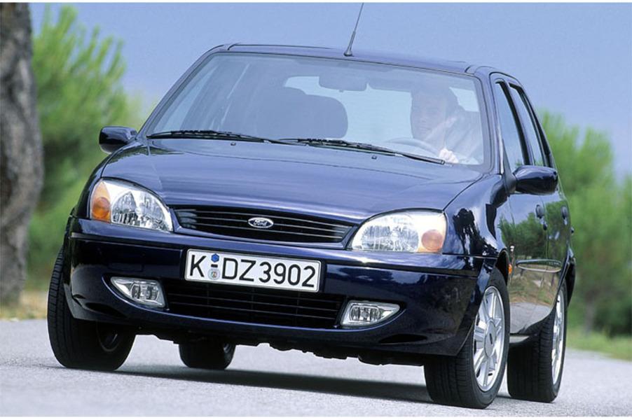 Ford Fiesta (1995-02)