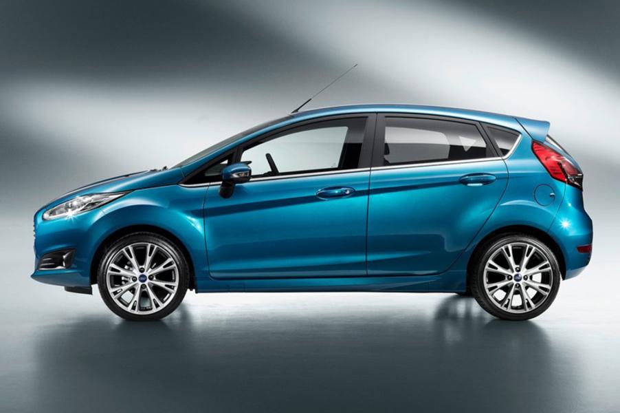 Ford Fiesta Ikon 1.4 TDCi 70CV 5 porte (4)