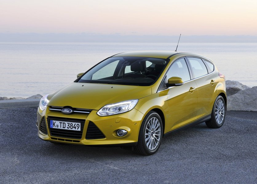Ford Focus 1.0 EcoBoost 125 CV Start&Stop Titanium Business (2)
