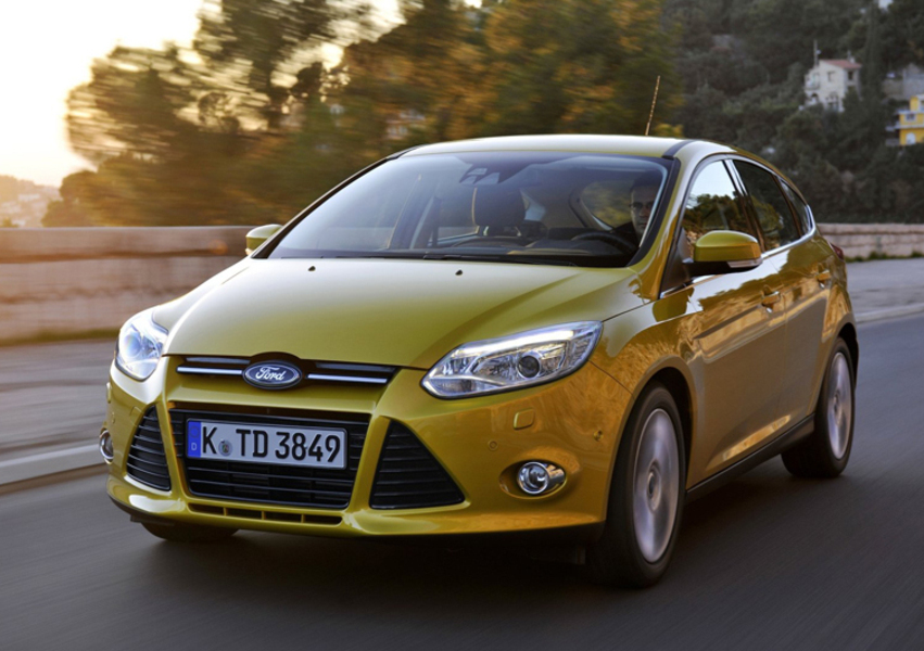 Ford Focus 1.6 TDCi 115 CV Plus (5)
