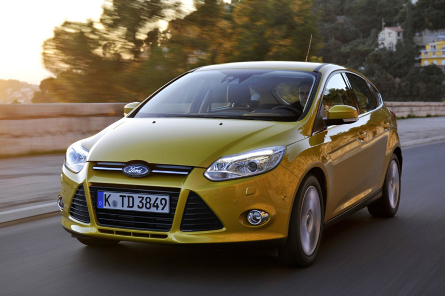 Ford Focus 1.6 EcoBoost 150 CV Start&Stop Plus (5)