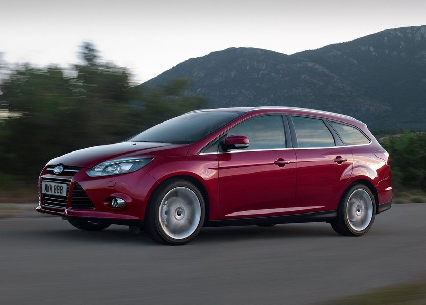 Ford Focus Station Wagon (2)