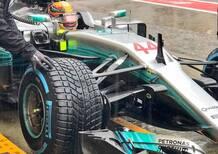 F1, GP Giappone 2017, FP2: Hamilton al top sotto la pioggia