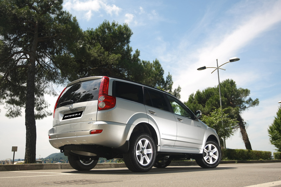 Great Wall Hover 5 (2010-12) (5)